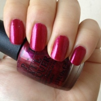 OPI I Like Boys-enberries
